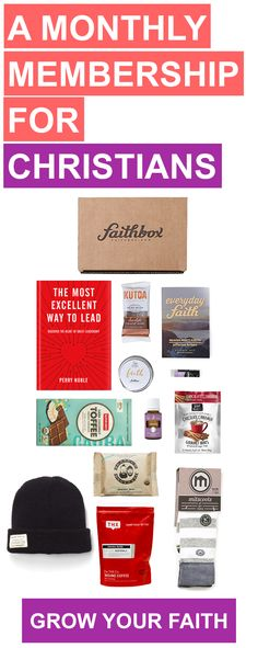 Faithbox is a monthly box for Christians that helps you strengthen your faith and makes a positive impact by helping feed hungry kids! Take 10% off by using promo code IMPACT10 until July 10, 2016!