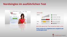http://www.ihr-singleboersen-vergleich.de/nordsingles-test/ Nordsingles - die Singlebörse für norddeutsche Singles.