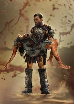 Spartacus by *ertacaltinoz on deviantART