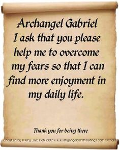 Send YOUR Prayer to the Archangels here ➡ http://www.myangelcardreadings.com/scrolls