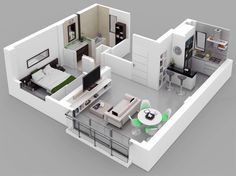 Floornplan 1