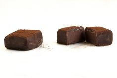 Fresh Chocolates - Single Origin Truffle Single Origin, Restaurant Recipes, Melting Chocolate, Truffles, Chocolates, Candy, Fresh, Desserts, Food