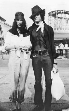 Patti Smith & Robert Mapplethorpe pieces of myself because i love them dearly and what they possess.