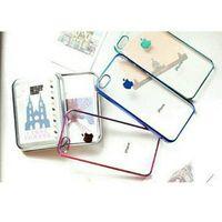 case iphone5 transparant