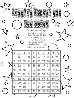 ... 100th day on Pinterest | 100th day, 100th day of school and 100 days