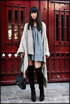A walk through Paris