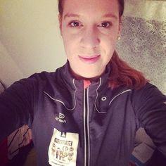 #boostbirhakeim - Delphine before running - @bbirhakeim