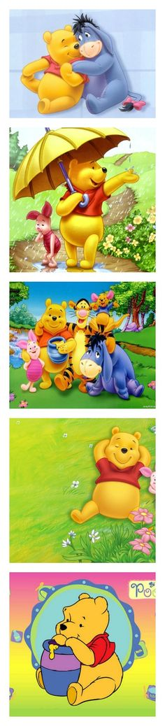 Which Winnie the Pooh #Disney character are you? Take the #quiz and find out.