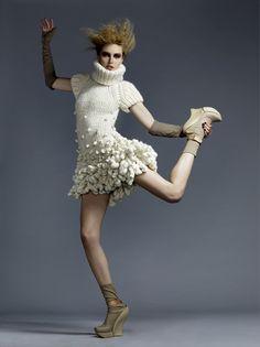#High fashion turtleneck  Skirt Knit  #2dayslook #SkirtKnit #fashion #new  www.2dayslook.nl