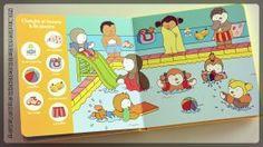 Livre d'activités Cherche et Trouve à l'école - T'choupi - Editions Nathan