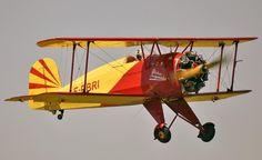 AviationFinest: Bücker 133 Jungmeister ...
