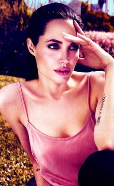 Angelina Jolie beauty defined