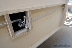 07 teardrop trailer hatch latch                              …