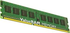 Kingston 8GB DDR3-1333 KVR1333D3N9/8G  — 4190 руб. —