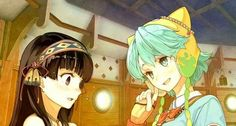 Atelier Shallie Alchemists of the Dusk Sea opening [PS3]