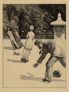 """""""Handlung"""" Max Klinger, 1881"""