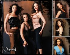 The women of the second half of Charmed