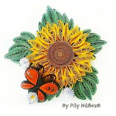 Quilling Art Chile