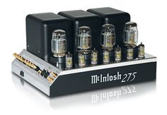 McIntosh Vacuum Tube Amplifier designed in 1961 by Sidney Corderman. Not sure why tubes are so interesting visually. Technology of a different era. (via Mcintosh Labs) Mc Intosh, Valve Amplifier, Audio Amplifier, Hifi Speakers, Bass, High End Audio, Hifi Audio, Vacuum Tube, Audio Equipment