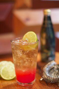 Floradora    #Schweppes  #CocktailRecipes