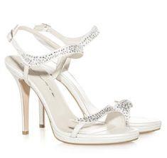 f57e05d9581 Οι 7 καλύτερες εικόνες του πίνακα ΝΥΦΙΚΑ ΠΑΠΟΥΤΣΙΑ | Bridal shoe ...