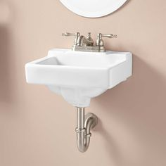1000 Ideas About Wall Mounted Sink On Pinterest