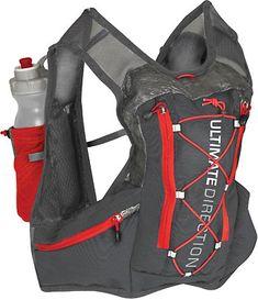 Distance runners Scott Jurek, Anton Krupicka, and Peter Bakwin design Signature Series running vests for Ultimate Directions.