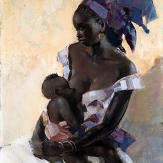 With the way breastfeeding mothers are often treated in public, one would think that nursing a baby is some sort of taboo, new age practice. But as this empowering Instagram account shows, that couldn...