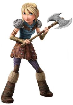 Astrid Hofferson Astrid Hofferson from Dreamworks Dragons Race to the Edge Astrid Costume, Astrid Cosplay, Dreamworks Dragons, Dreamworks Animation, How To Train Dragon, How To Train Your, Httyd, Hicks Und Astrid, Viking Warrior Woman