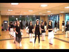 """Pump Up The Swing-""""D,S"""" Line Dance ( Dance & Walk Through)"""