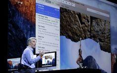 Apple anuncia nova versão do sistema dos Macs, OS X El Captain.