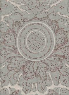 Etienne fabric in Aquamarine.