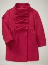 Love this BabyGap Coat