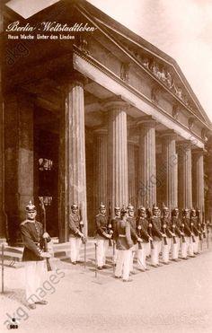 erbaut von K. Kaiser Wilhelm, Honor Guard, Akg, Berlin Germany, Germany Travel, Historical Photos, Austria, Empire, Vintage Photos