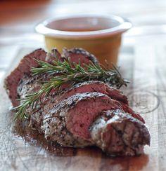 Fillet Steak with a Bernaise sauce