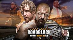 Watch WWE RoadBlock 2016 Online: http://ift.tt/1Lkddi9