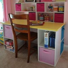 Cubicle Kid Desk