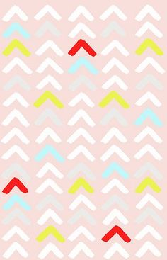 pattern | chevron marks by ashley goldberg