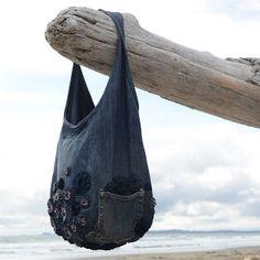 The bag - repurposing old jeans