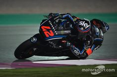 Francesco Bagnaia, Sky Racing Team at Qatar March testing High-Res Professional Motorsports Photography Vr46, Racing Team, Motogp, Cars And Motorcycles, March, Bike, Gallery, Photography, Corse