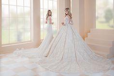 Bridal Style, Put On, Bridal Fashion, Stars, Wedding Dresses, Campaign, Rosa Clara, Bride Dresses, Bridal Gowns