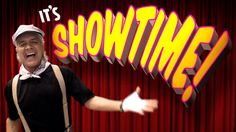It's Showtime, is a great song to get children motivated during morning meeting, it's perfect for circle time, brain breaks or indoor recess. This music video is ideal for preschool through lower elementary.