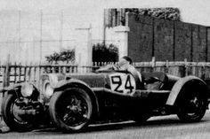 LE MANS 1931 - ASTON MARTIN LM6  #24