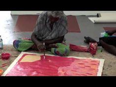 "Gloria Petyarre ""Bush Medicine Leaves"" - YouTube"