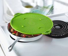 Use it on the microwave or even on the stove. You can't call the Splatter Guard & Strainer just another kitchen utensil because this is surely a multi-purpose accessory we all need.