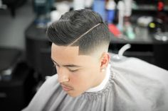 Shaved Side Haircuts for Men
