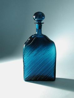 """Flindari"" by Nanny Still #glass"
