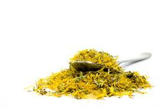 BREAST HEALTH TEA  2 parts calendula, 2 parts red clover,  1 part cleavers, 1 part lady's mantle,  Spearmint or peppermint (optional; for flavor)