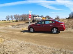 Road trip in a 2013 Nissan Sentra