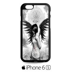 emo angel iPhone 6S Case